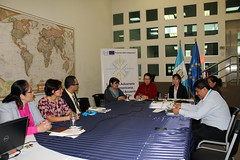 Intercambio de experiencias sobre la aplicación y administración del AdA con la UE