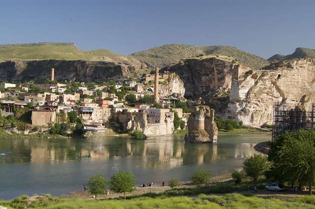 Ancient city of Hasankeyf and its surroundings, TURKEY