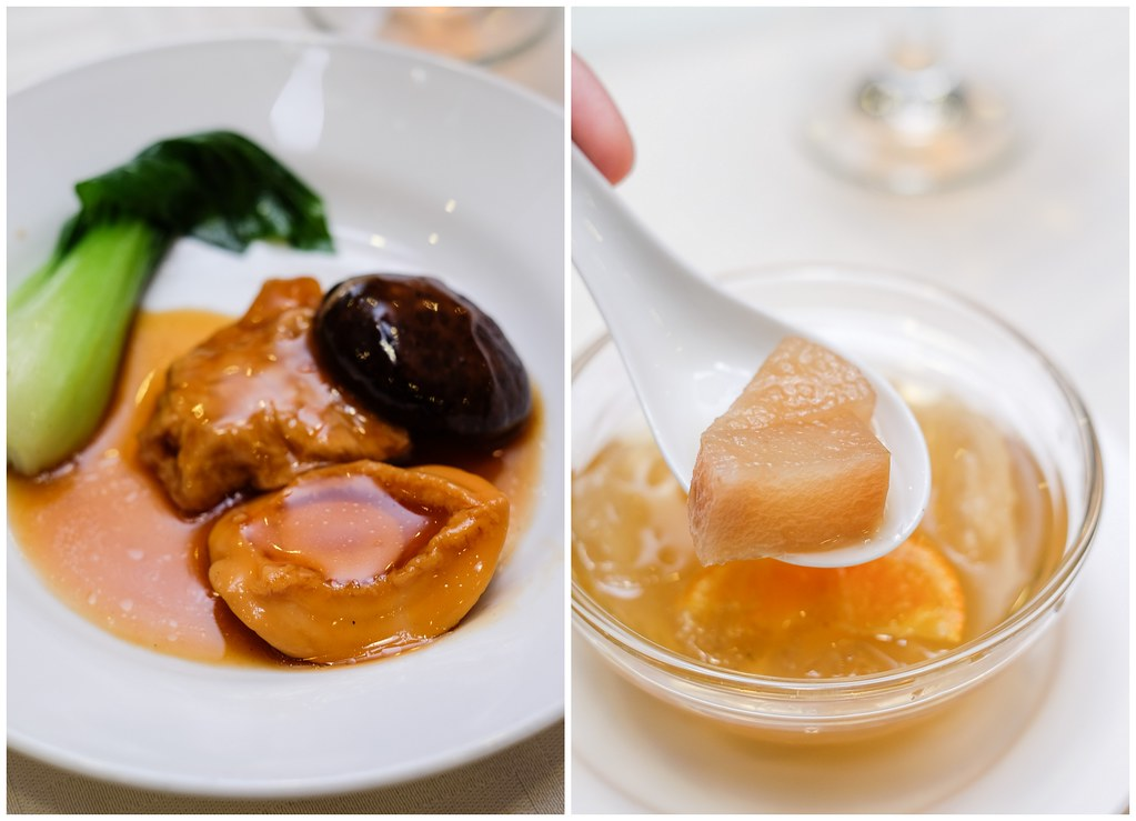 Li Jiang Restaurant: Abalone Snow Pear