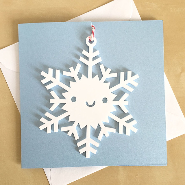Large Snowflake Ornament