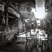 Street Café by bt0070