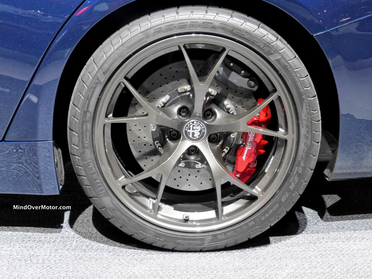 Alfa Romeo Giulia Wheel