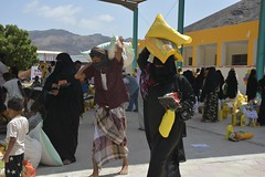 Food Aid for families in Aden
