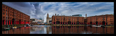 The Albert Dock