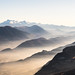 Above the Clouds - Vercors by Matthieu Manigold
