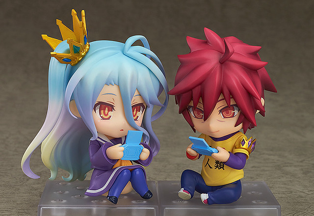 Nendoroid Shiro #653 - No Game No Life