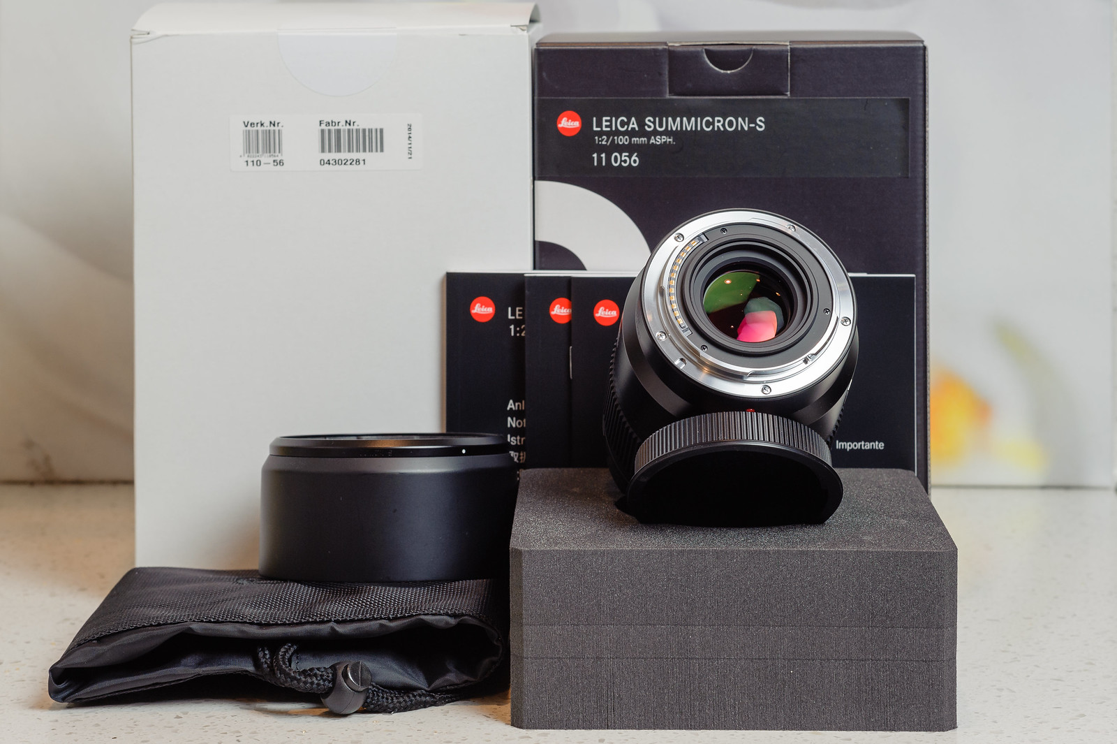 Sold: Leica S glass 24mm, 100mm 180mm and 30-90 zoom - FM Forums