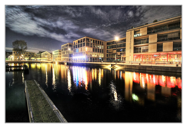 Dortmund - Phoenix See Yachthafen 03