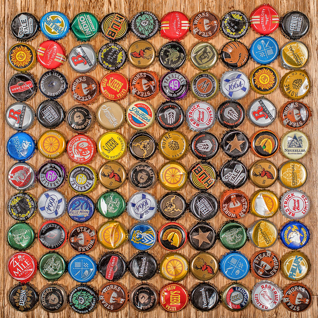 A Year in Beer.
