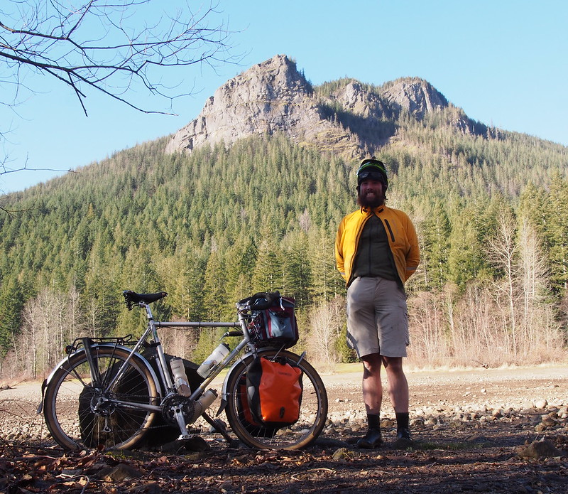 Neil, Crust Romanceur, and Rattlesnake Ridge