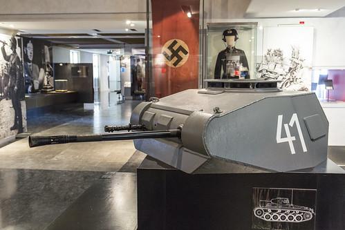 Pz II turret