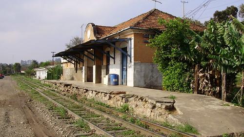 Estação Cangüera - São Roque - SP