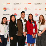 Australia Awards and New Colombo Plan scholars - Bolormaa Jamsranjav, Thi Nhu Quynh Le, Leesa Chen, Athit Vongchit, Buna Bhandari Bhattarai, Stephanie Otten and Kim Patria.