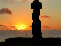 Île de Pâques - Rapa Nui - Easter island - Chili