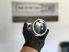 Lens tuning complete.   #RetrofitYourLife with #ElStigGarage 🚫We don't reply do DM's🚫 📢For Pricing & Appointments ___________________________________ 💻Email: Retrofit@ElStigGarage.com 📱Call/Txt: 626.