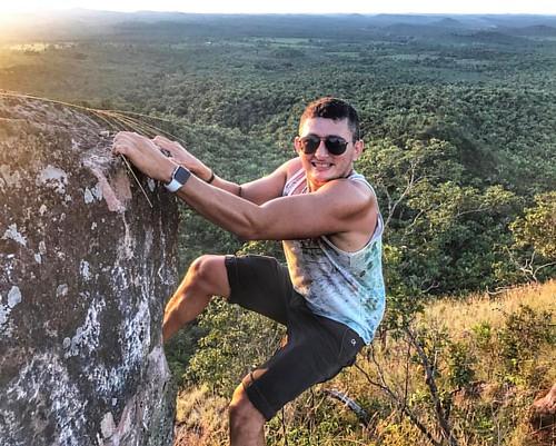 ⛱#sol #aventura #aventură #aventuras #sun #nature #trekking #adventure #trilhas #natureza #stars #trip #trilha #travel #camping #tripdomingo #iphone7plus #racing #power #naturaleza #apple #summer #summerfun #love #like4like #happy #gopro #photooftheday #a