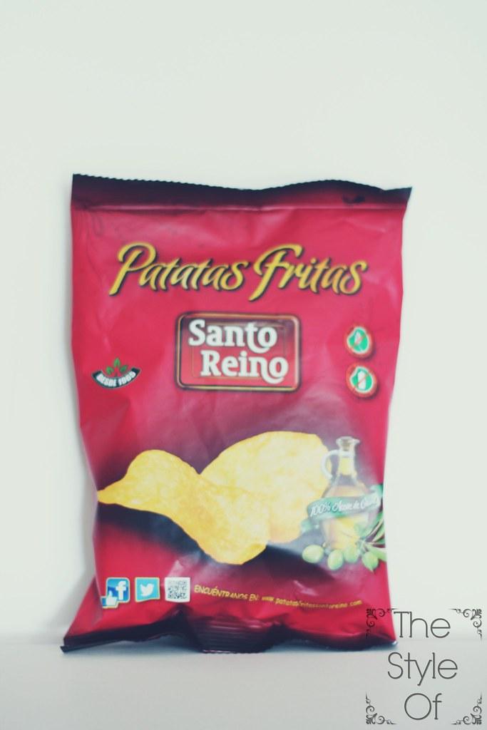 patatas fritas santo reino