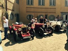 Fiat 509 Adams Special 1927 bei den Schloss Dyck Classic Days 2015