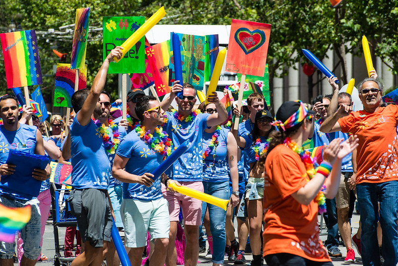 San Francisco Pride / Walmart