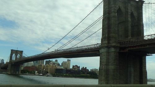 New York Brooklyn Bridge Aug 15 (1)