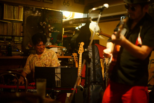 Blues live at Bright Brown, Tokyo, 16 Aug 2015. 132