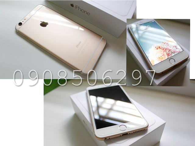 IPHONE 6+ PLUS Quốc Tế 64gb GOLD (Hàng MỸ/LL/A) Like New FullBox