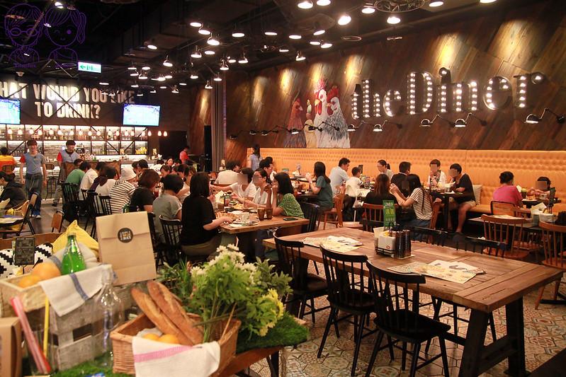 5 樂子美式餐廳(南港店)