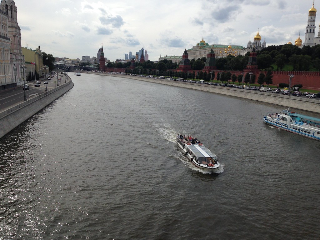Moscow - August 2015