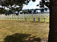 War Graves - Saint-Quentin, France