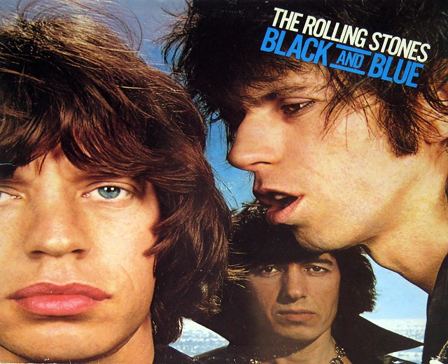 "Rolling Stones - Black and Blue 12"" Vinyl LP"