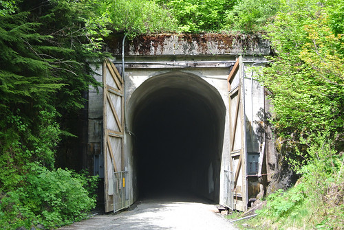 Memorial Day Mini-Tour day 3 - East Entrance to the Snoqualmie Tunnel