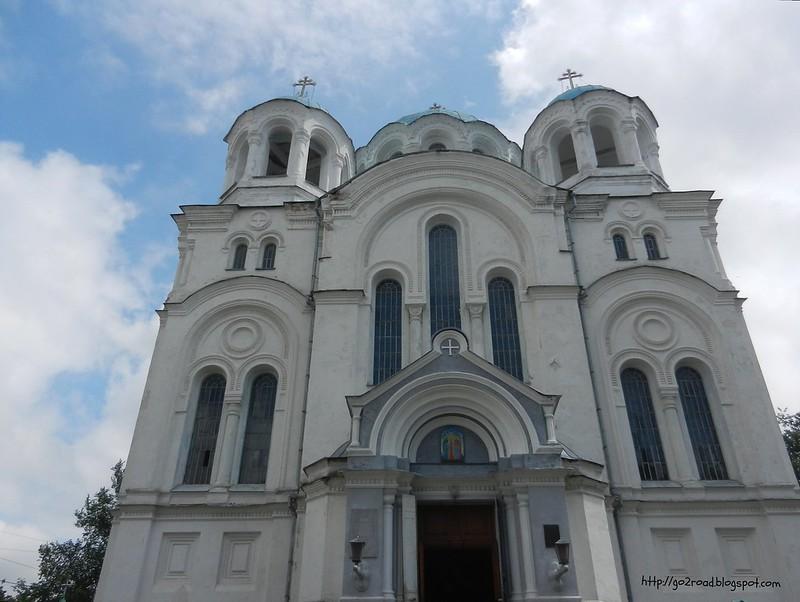 Глухов Анастасиевский собор