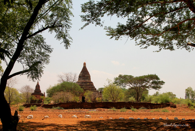 Amazing Bagan Resort Myanmar