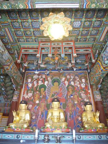Co-Daegu-Parc Palgongsan-Temple Donghwasan (7)