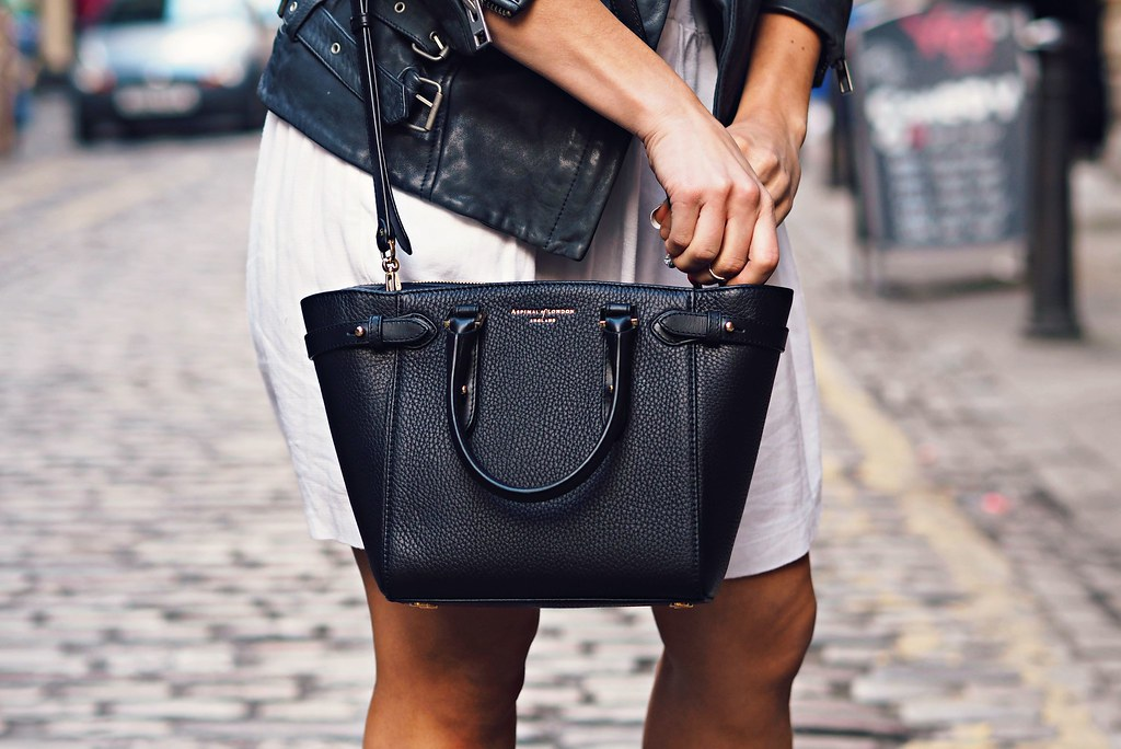 Aspinal of London Marylebone mini bag 6