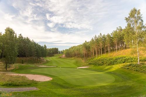 golf sweden småland isaberg