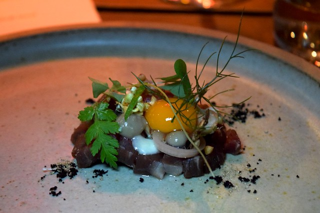 Tartar at Timberyard, Edinburgh