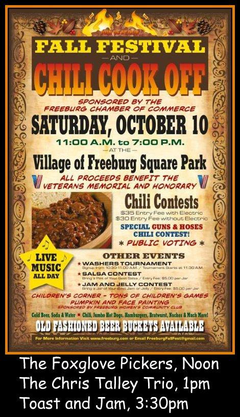 Freeburg Fall Festival 10-10-15