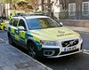 London Ambulance Service Volvo XC70 RRV by MJ_100