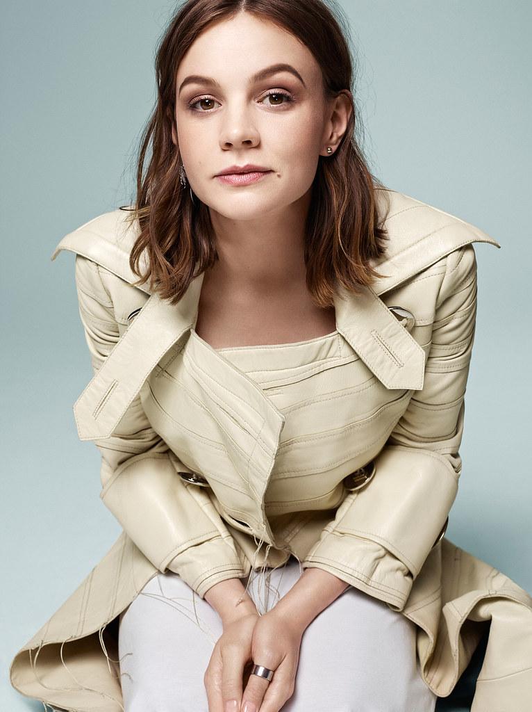 Кэри Маллиган — Фотосессия для «Elle» UK 2015 – 3