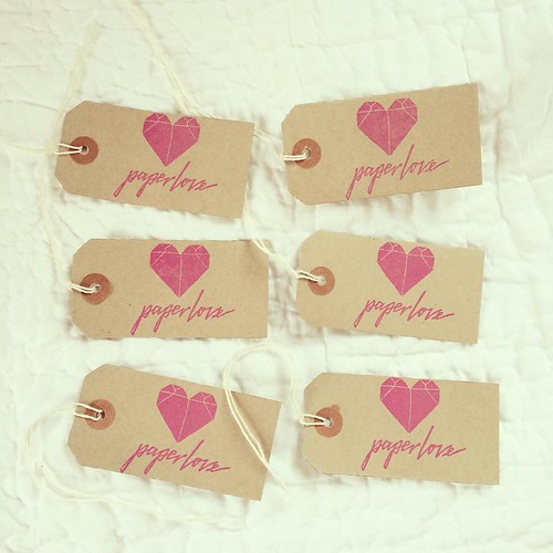 PaperLove Tags