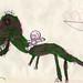 Annalisa's Dinosaur Remixed