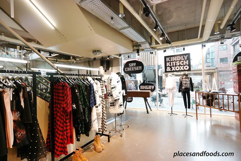 style nanda flagship store hongdae clothes