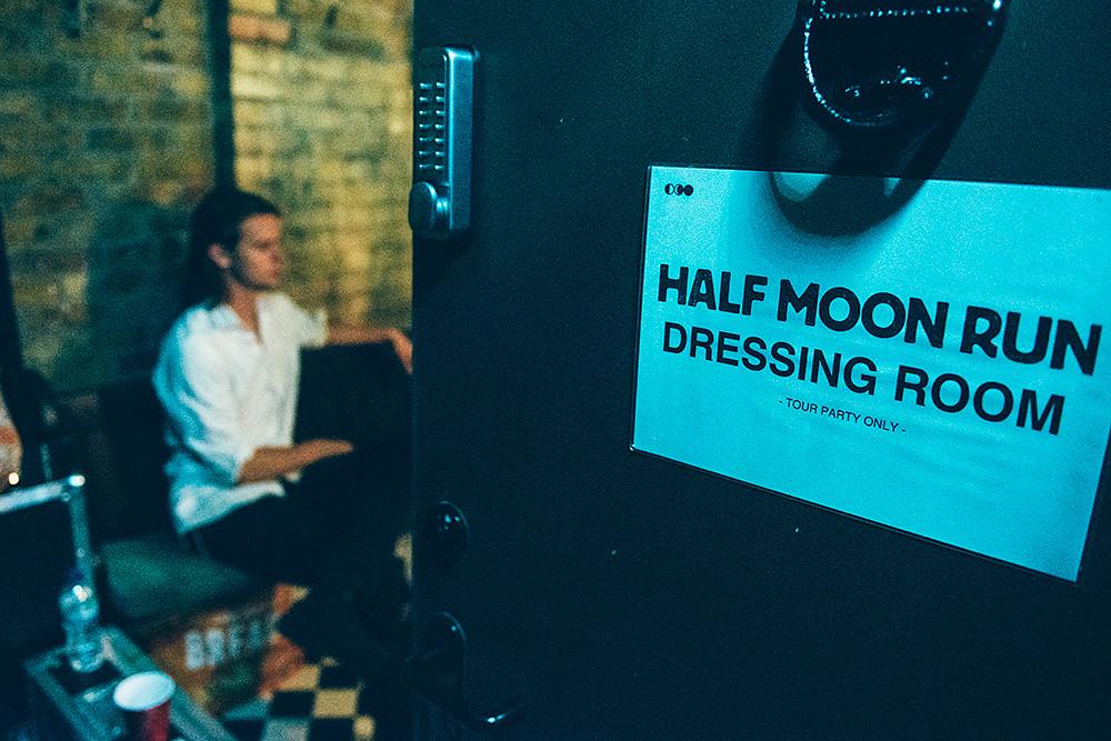BTS: Half Moon Run