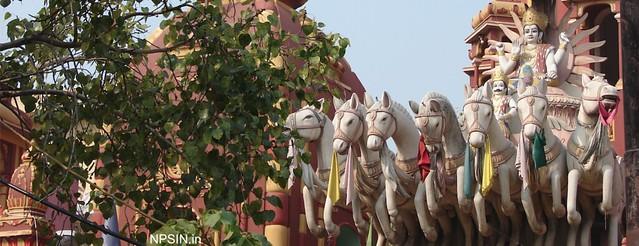 श्री शिव नवग्रह मंदिर धाम (Shri Shiv Navgrah Mandir Dham) - Chandni Chowk, Delhi 110006