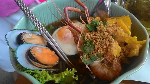 Koh Samui Seafood Noodle シーフードヌードル