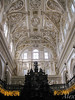 Inside the cathedral of Cordoba (The Mezquita) by valbu