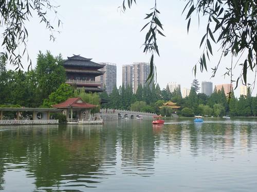 CH-Hefei-Parc Xiaoyaojin (1)
