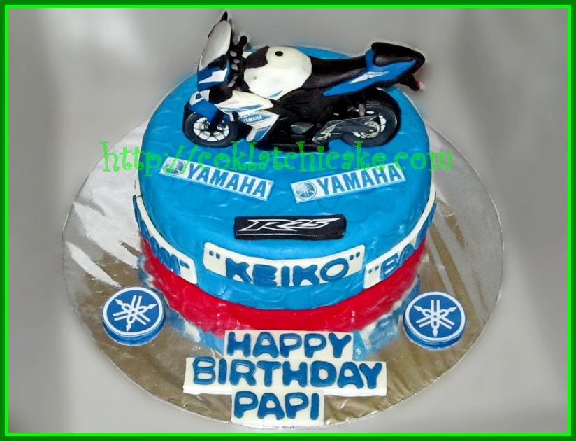 Cake Motor Yamaha R25