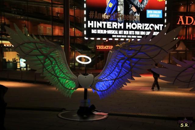 Festival of Lights 2015  Potsdamer Platz 8